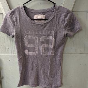 Abercrombie and Fitch Women's XS T-shirt